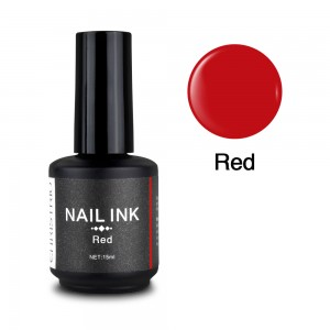 Nail Ink - Red