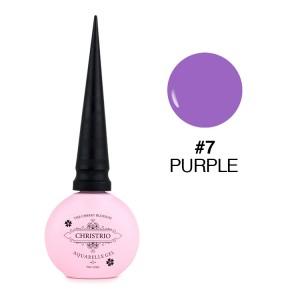 Aquarelle Gel - #7 Purple