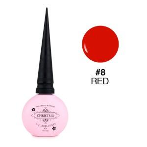 Aquarelle Gel - #8 Red