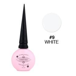 Aquarelle Gel - #9 White