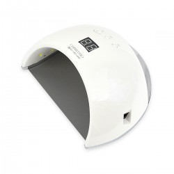 48W Pearl LED/UV Lamp - WHITE
