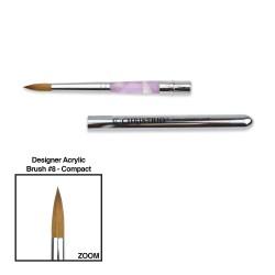 Designer Acrylic Brush #8