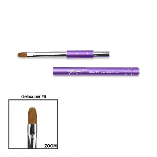 Gelacquer Compact Brush #6