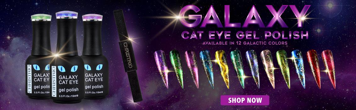 Galaxy Cat Eye