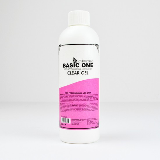 Clear Gel (8 oz.)