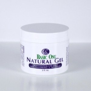 Natural Gel (2 oz.)