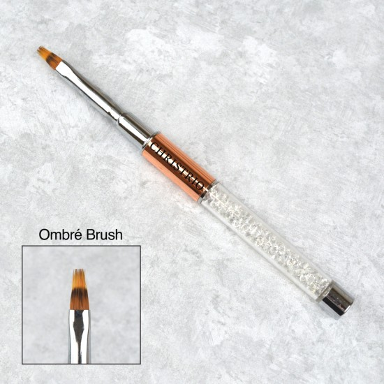 Rose Gold Ombre Brush