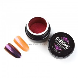 CHROME Mirror Effect Powders