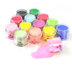 Deluxe Colored Acrylic Polymer ( 1/4oz. )