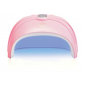 Bow LED Lamp - Pink