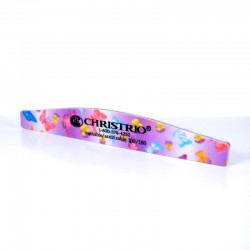 100/180 Butterfly Single Nail File