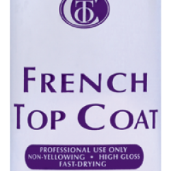 French Topcoat - 8oz Refill