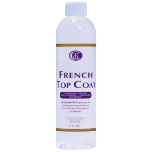 Christrio - Non-Yellowing French Topcoat ( 8oz. Refill)