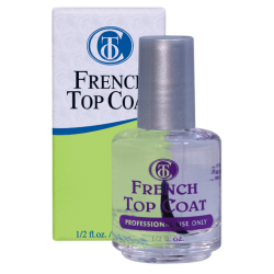 French Topcoat - Non-Yellowing