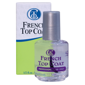 Christrio - Non-Yellowing French Topcoat